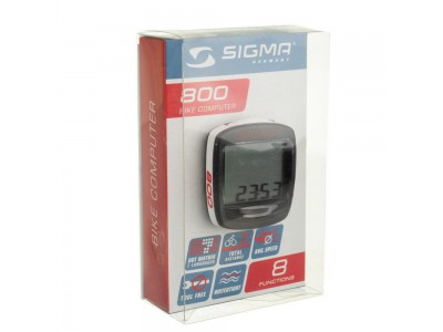 Велокомпьютер Sigma BASE 800